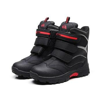 online retailer 4b020 73e81 2019 neue Kinder Mode Stiefel Kinder Schuhe Warme Und Komfortable Jungen  Stiefel Für Kinder Jungen Schnee Stiefel Winter Stiefel Für kinder