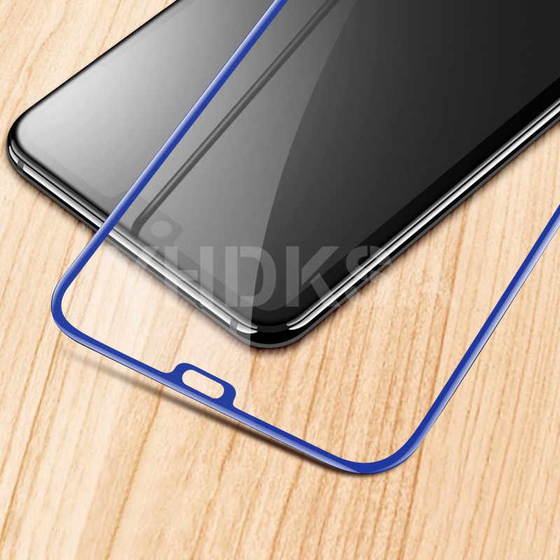 9D ป้องกันสำหรับ Huawei P20 Pro P10 Lite Plus Screen Protector ฟิล์มสำหรับ Huawei P9 Lite Plus P กระจกนิรภัย