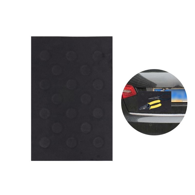 1pc 20*30cm Car Repair Accessories Mag-Pad Magnetic Pad Holds Your Tools While Working Repair Tool Storage Portable Mat
