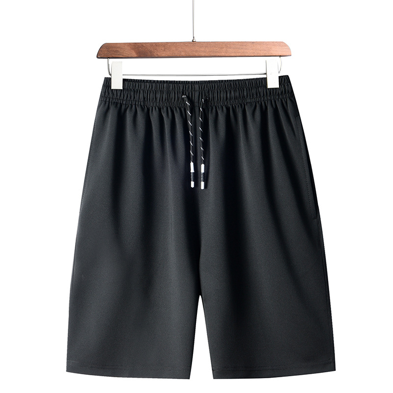 New Fashion Solid Shorts Men Summer Men's Casual Breathable Mens Shorts Trousers Beachwear Male Shorts Straight Boardshorts 8XL