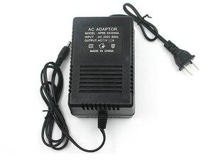 AC в AC 24 v 3a ac выходной адаптер питания 24 вольт 3 Ампер 3000ма источник питания Вход ac 220v 5,5x2,5 мм силовой трансформатор