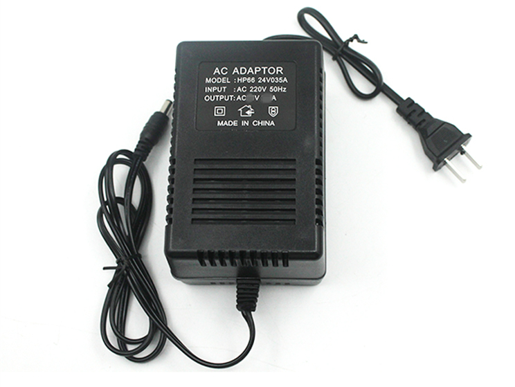 AC to AC <font><b>12v</b></font> 2a ac Output <font><b>power</b></font> adapter 12 volt <font><b>2</b></font> <font><b>amp</b></font> 2000ma <font><b>Power</b></font> <font><b>Supply</b></font> input ac 220v 5.5x2.5mm <font><b>Power</b></font> transformer image