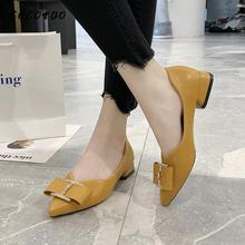 Thick Heel Shoes Women 2020 Spring And Summer Fashion New Autumn Shoes Wild Pointed Shallow Mouth High-heeled Tide Shoes мыльница wasserkraft wern k 2529 хром матовое стекло