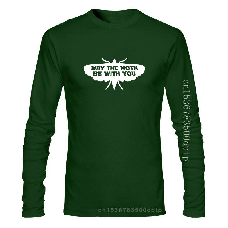 May The Moth Be With You Funny T-Shirt Gift Idea