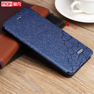 Image 3 - flip case for huawei honor 10 case Honor 10 cover leather tpu slim book back luxury glitter Mofi silicon Honor 10 stand case pu