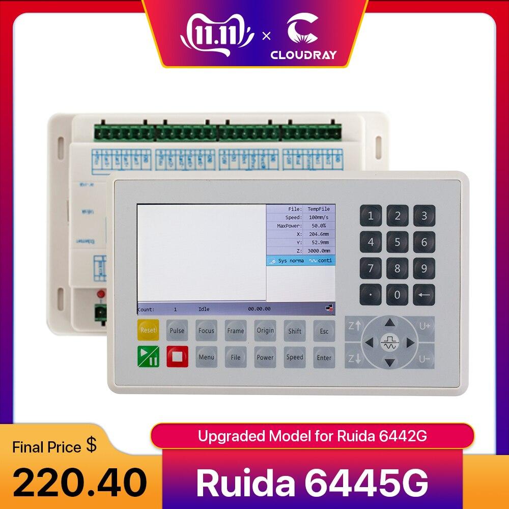 Ruida Controlador para Co2 RDC6445G RDC6445 Laser Engraving Máquina De Corte Atualização RDC6442 RDC6442G