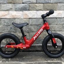 Equilibrio XDS bebé bicicleta para niños montar en juguetes Sin Pedal 2 7 años de edad principiantes esquí glissade correr deslizamiento montar en coche