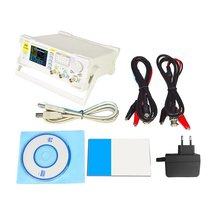 цена на DDS Dual-channel Digital Function Arbitrary Waveform Signal Generator 250MSa/s 15MHz 14bits Frequency Meter Sale