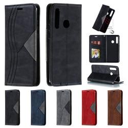 Чехол-книжка для Huawei Honor 10i, 10 Lite, 20i, 20 Lite, кожаный, магнитный, в ассортименте.