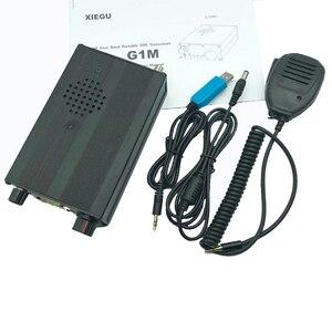 Image 2 - XIEGU G1M g core SDR SSB/CW/AM 2020 30MHz, Radio SDR mobile, émetteur récepteur HF, Radio amateur QRP 0.5