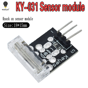 Модуль датчика стука для Arduino 3pin KY-031 пе