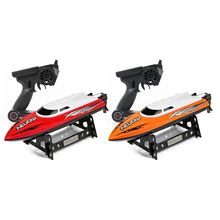 2.4G High Speed Boat Speedboat for Adults or Kids Remote Control Boat for Lakes/Pools/Ponds ponds 50g