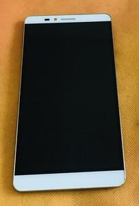 Image 1 - Б/у Оригинальный ЖК дисплей, сенсорный экран, рамка для Hasee HL9916004, бесплатная доставка