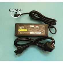 Новинка, адаптер переменного тока для ноутбука, зарядное устройство, источник питания для Sony Vaio, PCG-71211M VGP-AC19V34 PCG-71211V, адаптер переменного ток...