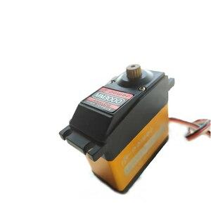 Image 2 - K power MM3000 engranaje de Metal de alta torsión, Servo resistente al agua a escala 0,18, coche de control remoto/Robot RC, 35KG/1/5 s