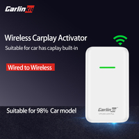 Carlinkit CarPlay Wireless Activator for Volvo XC90 S90 V90 XC60 V60 Wired to Wireless Auto connect For Car has CarPlay Built-in