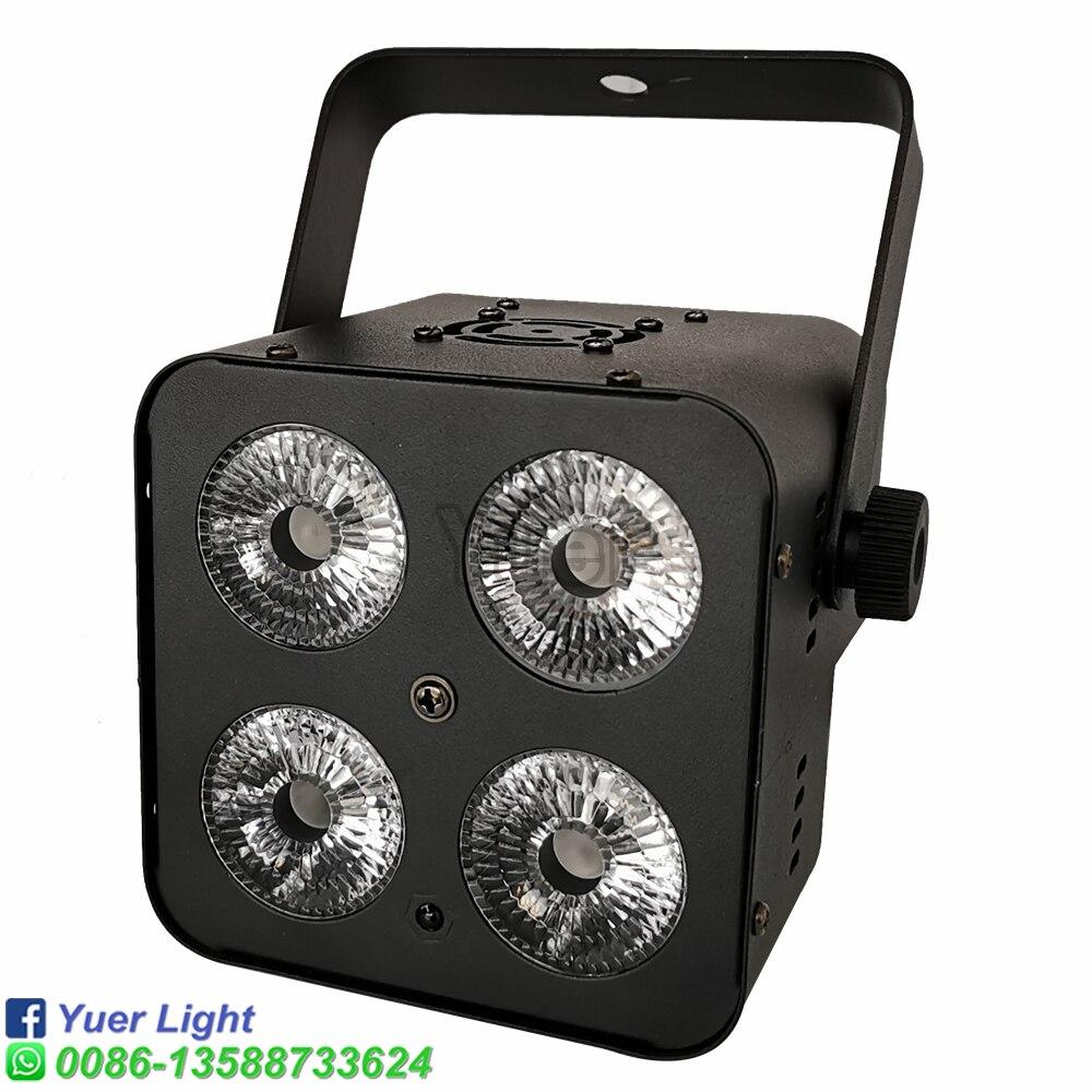 Controle para dj, luminária led com efeito