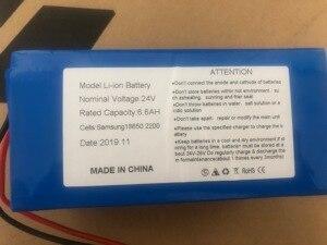 6,6 ah batterie für roboter rasenmäher E1600T,E1600,E1800T