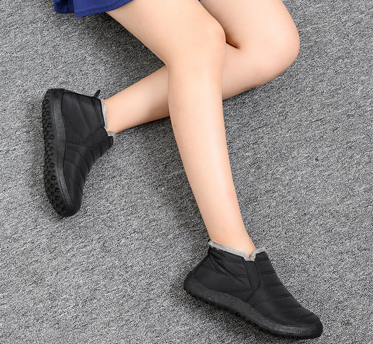 de inverno botas femininas à prova dvelvet