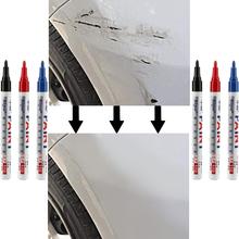 Lacquer Oil Pen Car Repair Care Tools Paint Pen Car Paint Scratch Repair Pen Waterproof Paint Pen Car Paint Styling Shield cheap CN(Origin) SQUARE dropshipping