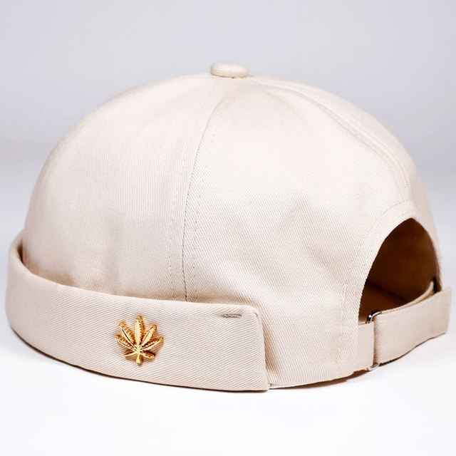 Leaf Adjustable Skull Cap 8