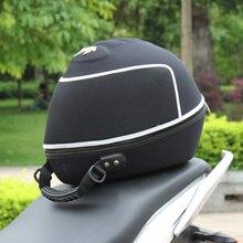 Pro-Biker Multifunctional Motorcycle Waterproof Genuine Half Helmet Bag  Motor Helmet Equipment Bag tool Luggage Bag should bags