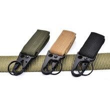 Belt Climbing-Accessories Backpack-Belt Keychain Hook Outdoor-Tools Survival-Gear Hanging
