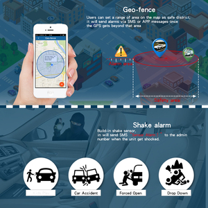 Image 4 - TK905 Waterproof Car GPS Tracker Magnet Vehicle GPS Locator Real Time Lifetime Free Tracking/APP 5000mAh Battery Standby 90Days