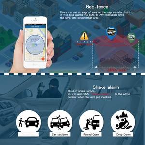 Image 4 - Водонепроницаемый Автомобильный gps трекер TK905, магнитный автомобильный gps локатор в режиме реального времени, Бесплатное отслеживание в приложении, аккумулятор 5000 мАч, в режиме ожидания 90 дней
