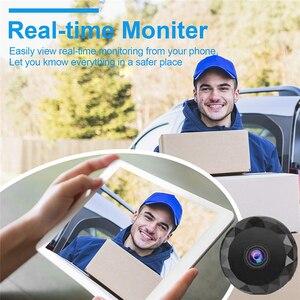Image 2 - IP Mini Camera Wifi 1080P Night Vision Sensor Motion Camcorder Monitor Phone App Camaras Video Surveillance Thermal Camera New