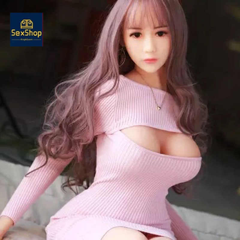 Inflatable doll  Semi-solid Sex Toys For Man Big Tits PVC Sex Dolls 3D Artificial Vagina Big Ass Full body doll Real Doll Anus