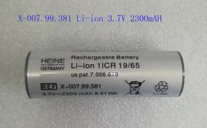 Image 1 - Yüksek kalite yeni tıbbi ekipman pil HEINE X 007.99.381 1ICR 19/65 X 002.99.382 HRM 11/45