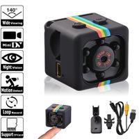 SQ11 מיני מצלמה קטן מצלמת ראיית לילה חיישן למצלמות מיקרו וידאו מצלמה Dvr DV MOTION מקליט למצלמות 3 צבע מצלמה