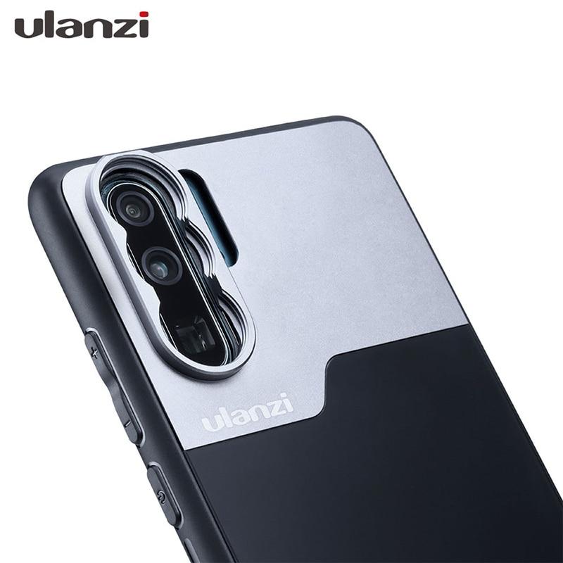 Ulanzi 17 мм для телефона Камера объектив чехол для iPhone XR Xs Max 8 плюс huawei Коврики 30 P30 Pro samsung S10 Plus Note 10 плюс