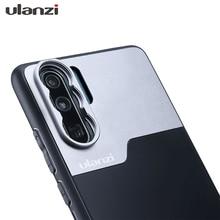 Ulanzi 17MM Điện Thoại Máy Ảnh, Ống Kính Cho iPhone XR Xs Max 8 Plus Huawei Mate 30 P30 Pro Samsung s10 Plus Note 10 Plus