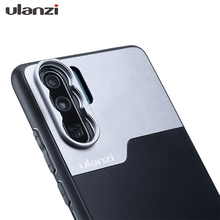 Ulanzi funda para lente de cámara de teléfono, 17MM, para iPhone XR, Xs, Max, 8 Plus, Huawei Mate 30, P30 Pro, Samsung S10 Plus, Note 10 Plus