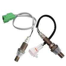 2PCS Upstream & Downstream O2 Oxygen Sensor fits For 2008-2009 Suzuki SX4 L4-2.0L OE# 234-9033 234-4165 18213-80J10 18213-80J00 for 2006 2009 gmc envoy 4 2l oxygen sensor gl 24331 12592591 12592592 234 4331