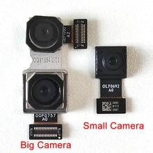 """오리지널 M & Sen 6.26 """"Xiaomi Redmi Note 6 Pro 후면 후면 빅 카메라 모듈 플렉스 케이블 Redmi Note 6 Pro Back 메인 카메라"""