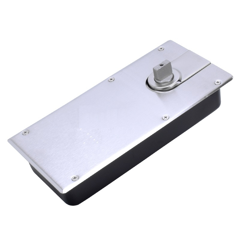 Floor Mounted Concealed Door Closer for 90kgs Commercial wooden//glass gate//door