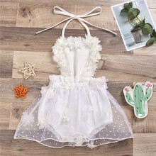 Baby Girls Body Romper Clothes