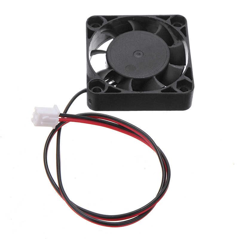 1 pc 24 v 조용한 핫 엔드 냉각 팬 슈퍼 사일런트 팬 40mm ender 3 5 pro 4010 3d 프린터