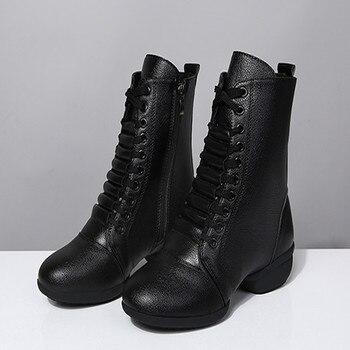 Biker Goth Boots 1