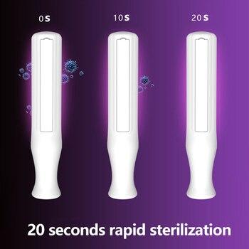 Portable UV Lamp Pet Disinfection Ozone Sterilizer 2