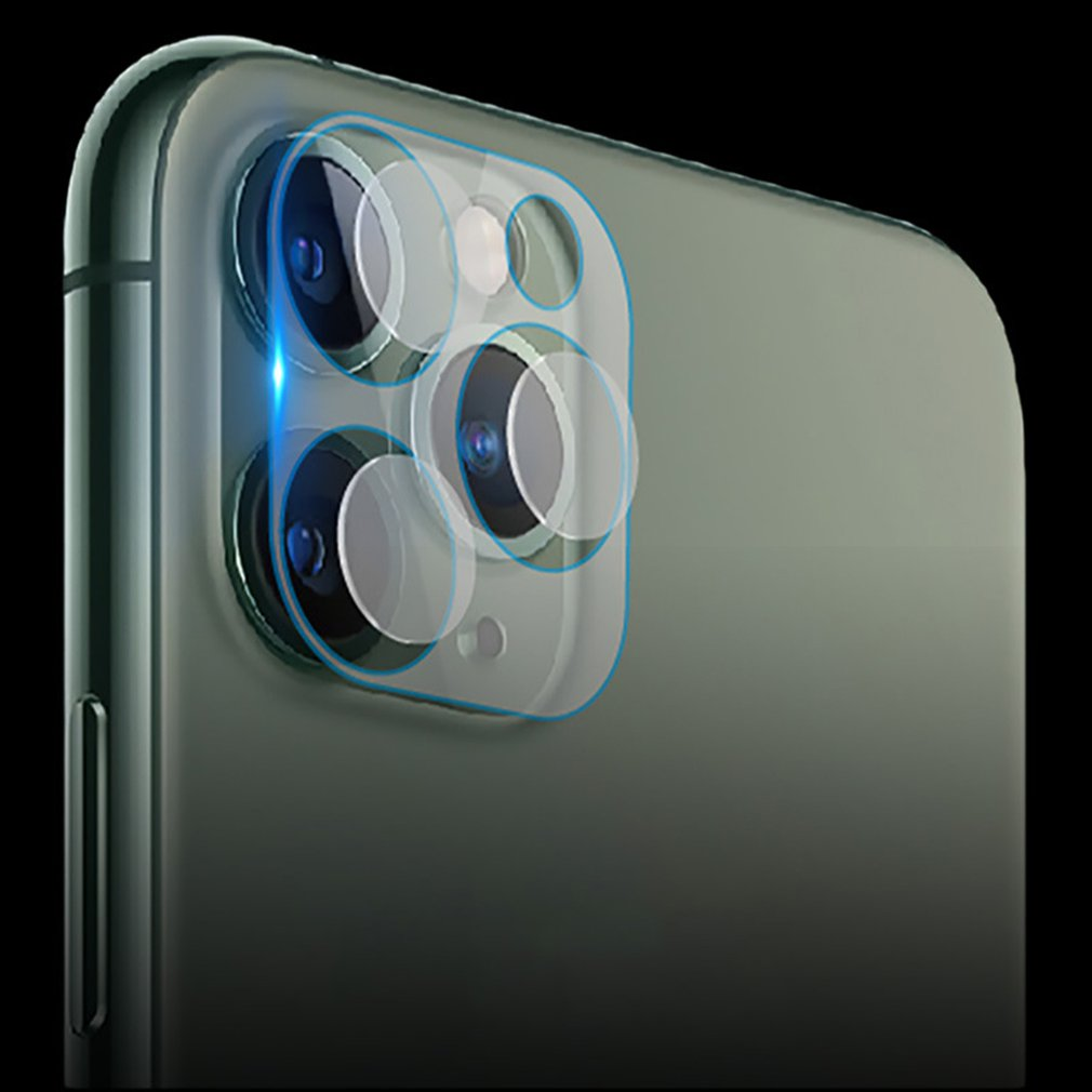 Camera-Lens-Ring Ring-Case Screen-Protector Tempered-Glass iPhone 11 Full-Cover Back title=