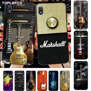 TOPLBPCS гитарный усилитель marshall изготовленный на заказ мягкий чехол для телефона с изображением цветов для Samsung A10 20s 71 51 10 s 20 30 40 50 70 80 91 A30s 11 31