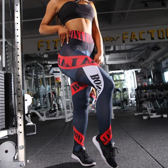 Women Fitness Pants Sport Leggings 1