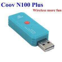 Coov n100 para o interruptor pro/xboxone ps4 sem fio com fio controlador conversor adaptador para pc nintend interruptor sem fio gamepad joystick
