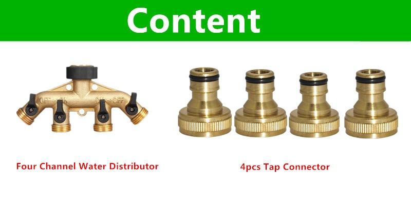 Cheap Conectores de água p jardim