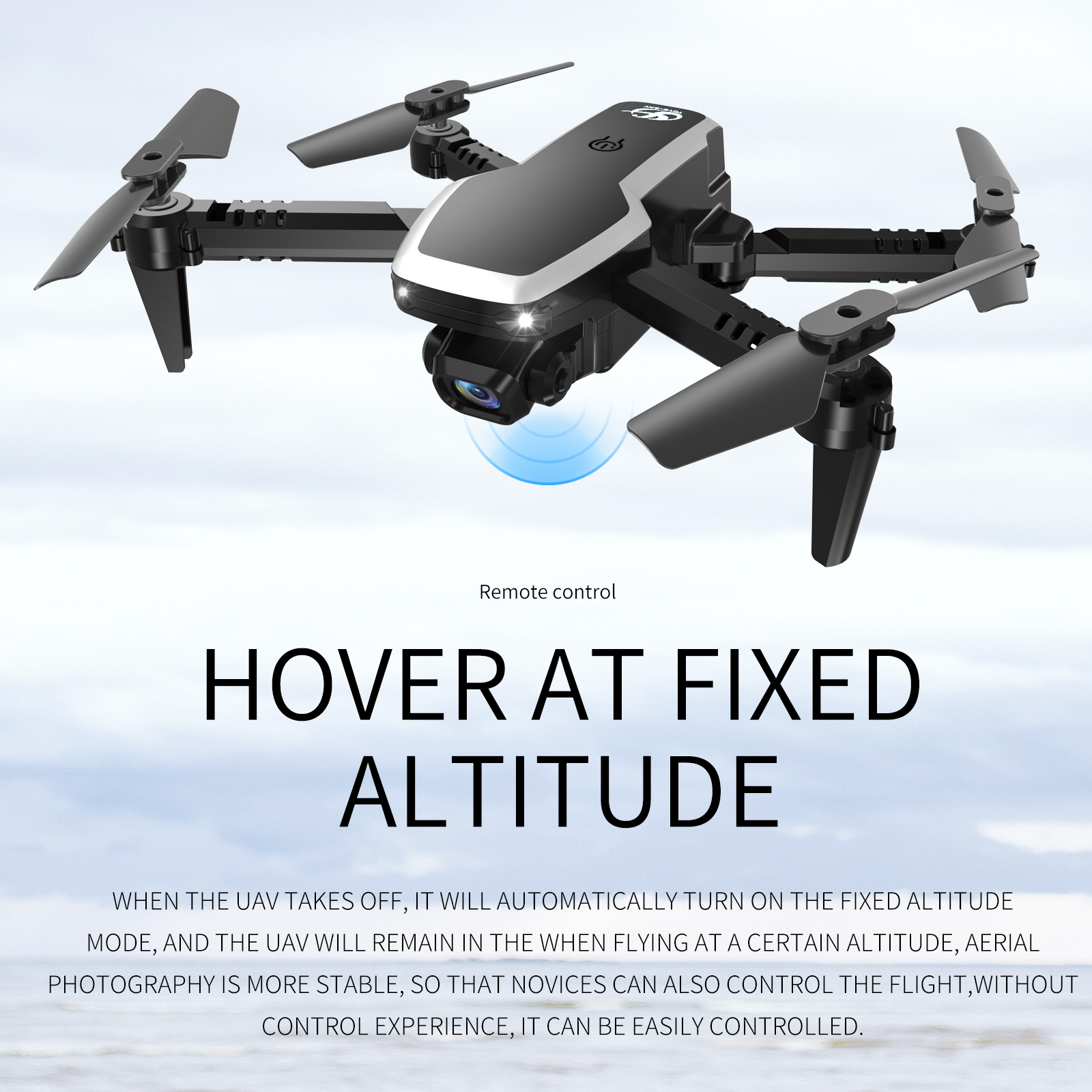 Mini Drone 4k HD Camera WiFi FPV Live Video RC Quadcopter Air Pressure Altitude Hold RC Quadcopter Drones Toy Outdoor Toys
