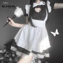 Ojbk Новое Сексуальное Милое Платье Лолиты японский костюм горничной